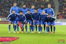 Steaua-Dinamo Kiev, echipa