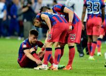 Steaua - Astra Giurgiu, finala Cupei Romaniei 0 - 0 (2 - 4, dupa loviturile de departajare)