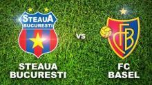 Steaua - Basel